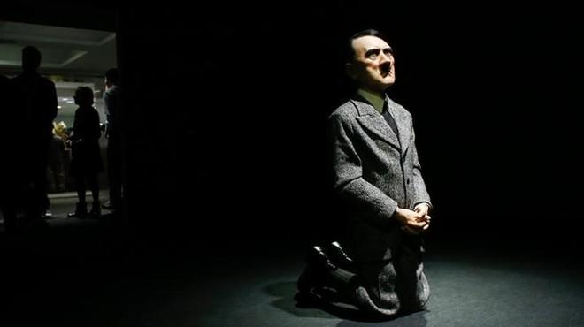 Més de 15 milions per una estàtua de Hitler