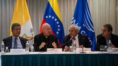 El diàleg entre Govern i oposició a Veneçuela dóna els primers fruits