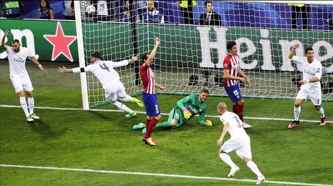 Final de Champions 2016: Reial Madrid - Atlètic de Madrid, en directe 'on line'