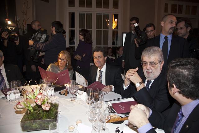 """Lara: """"Si Catalunya fuera independiente, el Grupo Planeta se tendría que ir"""""""