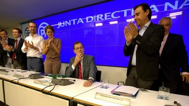 �Conviviendo de nuevo con Mariano Rajoy?