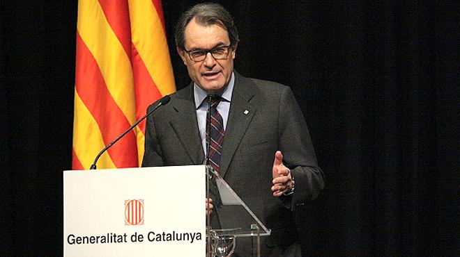 """Mas demana utilitzar el canvi d'estructures a Catalunya per augmentar """"equitat"""" de gènere"""