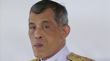El príncep hereu Vajiralongkorn, proclamat rei de Tailàndia