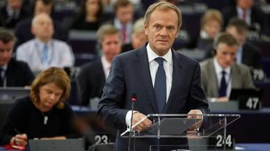 La UE i els EUA giren l'esquena a la independència de Catalunya