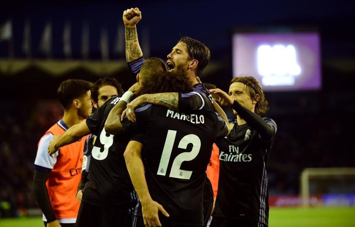 El Madrid se ve campeón de Liga