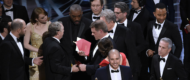 'Moonlight', Oscar a la mejor película