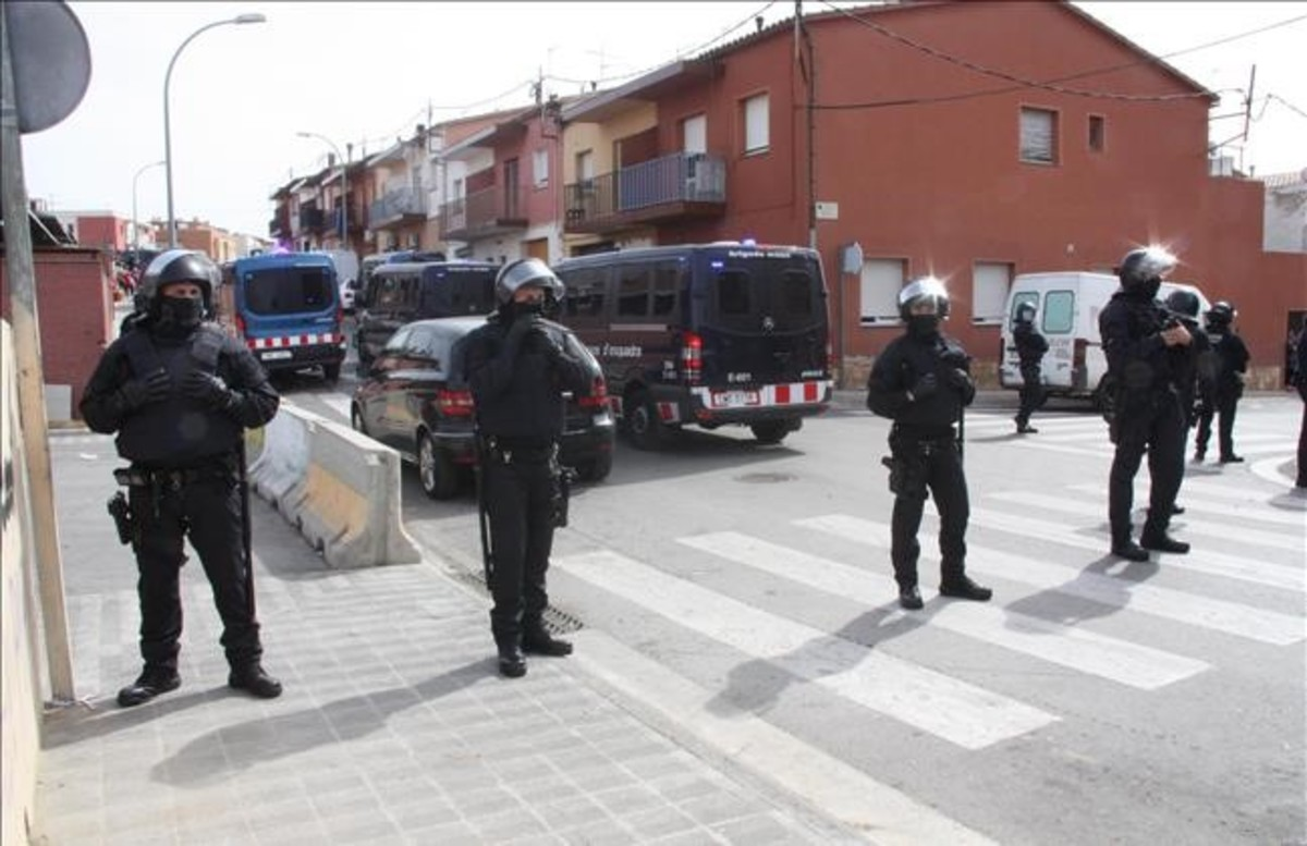 El presunto ladr n del barrio de sant joan de figueres se - El tiempo en figueres ...