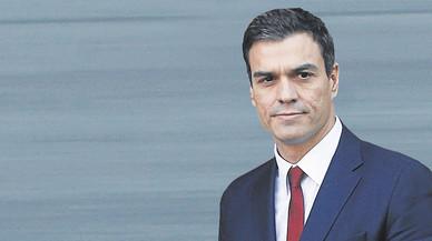 Sánchez recolza els alcaldes socialistes de Catalunya enfront de la pressió independentista