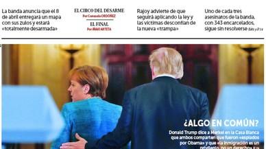 Urkullu va demanar a Rajoy dimarts que facilités el desarmament d'ETA, desvela 'El Correo'