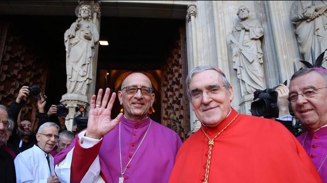 Joan Josep Omella pren possessió com a nou arquebisbe de Barcelona