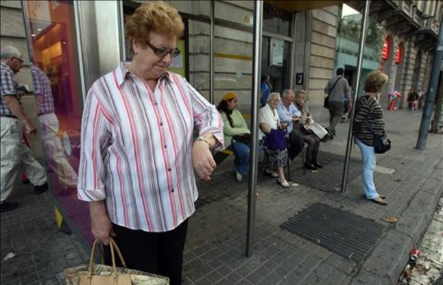Los buses inician el lunes 10 d�as m�s de huelgas de 4 horas
