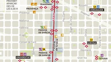 Les claus de la manifestació de Barcelona contra el terrorisme