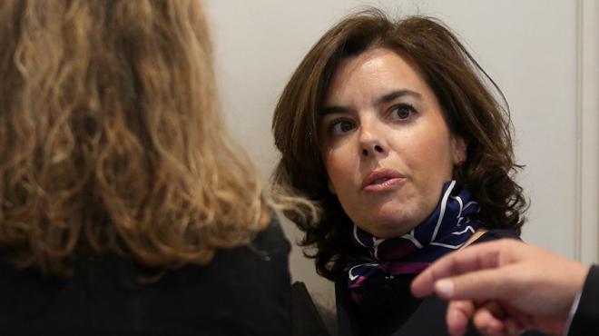Santamaría acusa el PDECat d'usar el procés per tapar la corrupció