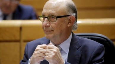 L'oposició en ple reprovarà dijous Montoro per l'amnistia fiscal