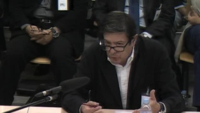 Enrique de la Torre, home clau en el judici de les targetes 'black'