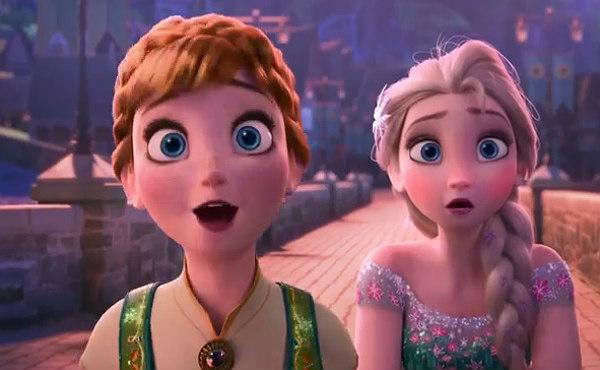 Disney estrena el tràiler del curt 'Frozen fever'