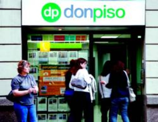Don piso anuncia un expediente que afectar a 350 empleados for Oficinas don piso