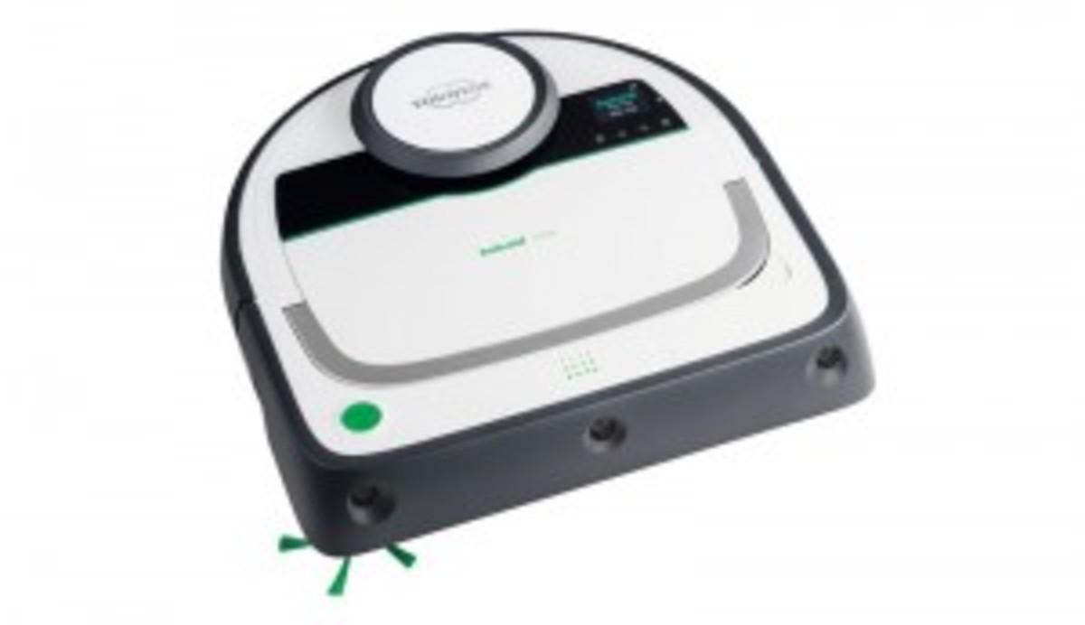 Inteligencia aplicada a la limpieza del hogar - Robot folletto vr200 opinioni ...
