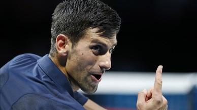 Djokovic passa a semifinals del Masters sense perdre un partit
