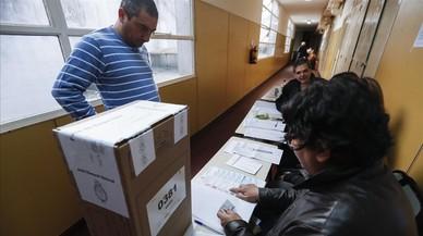 Govern i oposició es donen com a guanyadors en les primàries a l'Argentina