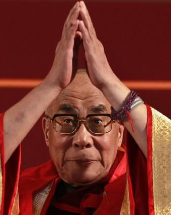 El Dalai Lama en una foto de archivo