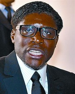 Teodorín Nguema Obiang.