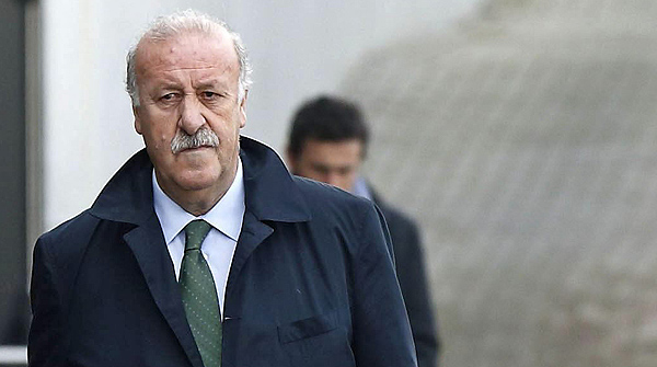 Del Bosque convoca a 10 jugadores del Bara por 3 del Madrid