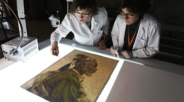 El santó Darcagüey, la pieza de Josep Tapiró llega al Museu Nacional dArt de Catalunya