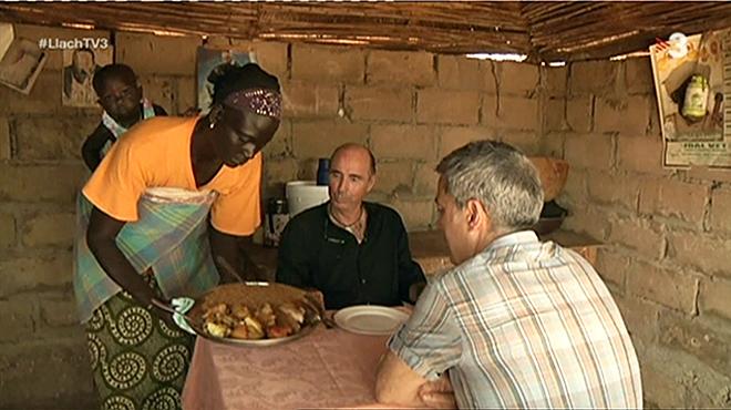Monegal: Una soluci�n: irse a Senegal