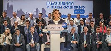 El PP exprime la tesis de que Rajoy sostiene la econom�a catalana