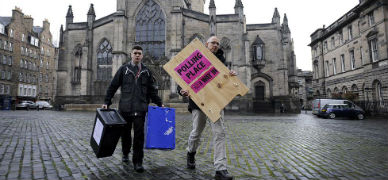 El Reino Unido abre en las urnas su cap�tulo m�s incierto