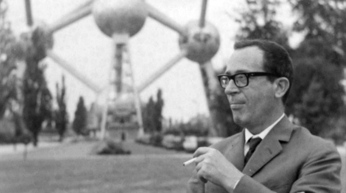 José María Fonollosa, en Bruselas.