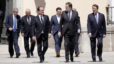 """Espanya i la resta de països del sud de la UE veuen """"comprensible"""" l'atac dels EUA a Síria"""