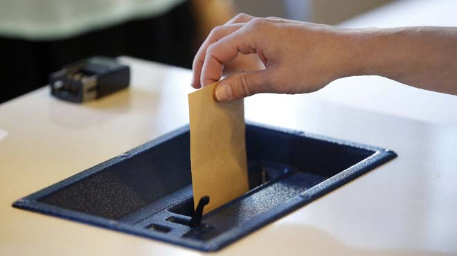 candidatos-franceces-votando