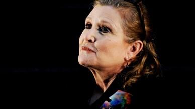 Carrie Fisher tenia cocaïna, heroïna i èxtasi al cos, segons l'autòpsia