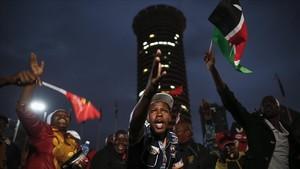 elecciones kenia