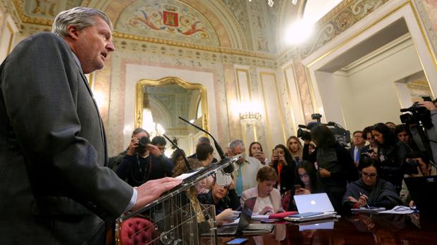 La declaració d{Íñigo} Méndez de Vigo