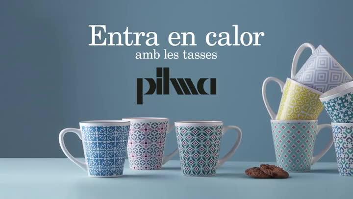 Tazas Pilma