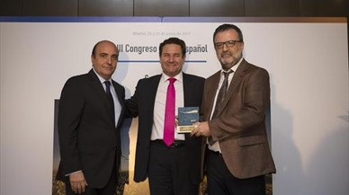 El periodista de 'El Periódico' Agustí Sala gana el Premio Eolo