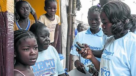 El teléfono móvil, herramienta para lograr un mundo mejor
