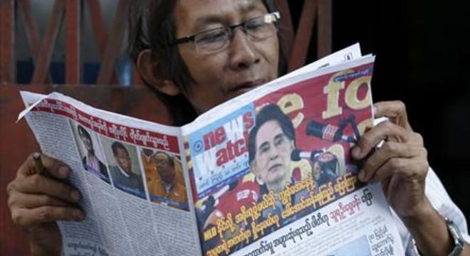 Birmània celebra les primeres eleccions lliures en cinc dècades