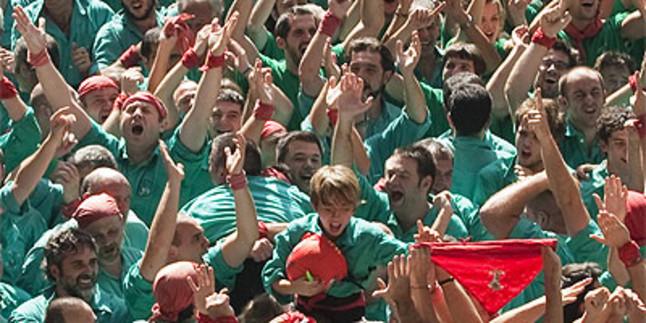 Los 'castells' y el flamenco ya son patrimonio de la humanidad