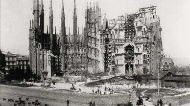 Sagrada Família: ¿catedral o bazar?