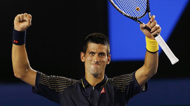 Ferrer se estrella contra Djokovic