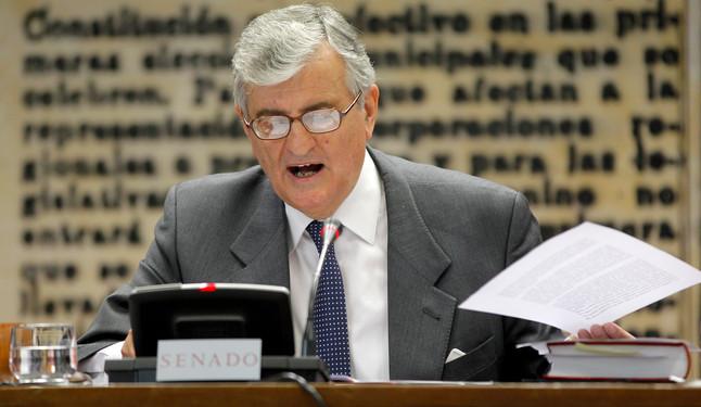 """El fiscal general de l'Estat replica a Mas que hi ha """"proves suficients"""" per acusar CDC"""