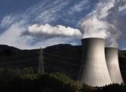 Central nuclear de Cofrentes (Valencia).