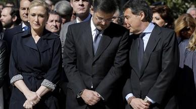 """Les gravacions d'Ignacio González: """"A Rajoy li van fer xantatge amb un vídeo i va recórrer a Bárcenas per tapar-ho"""""""