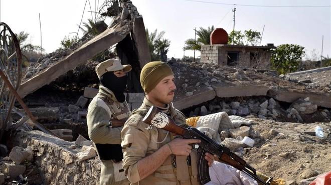 L'Estat Islàmic ha perdut aquest any el 14% del territori que controlava a l'Iraq i Síria