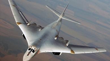 Dos bombarders russos van arribar fins a Bilbao