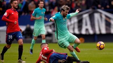 Osasuna - Barça, en directe 'on line'